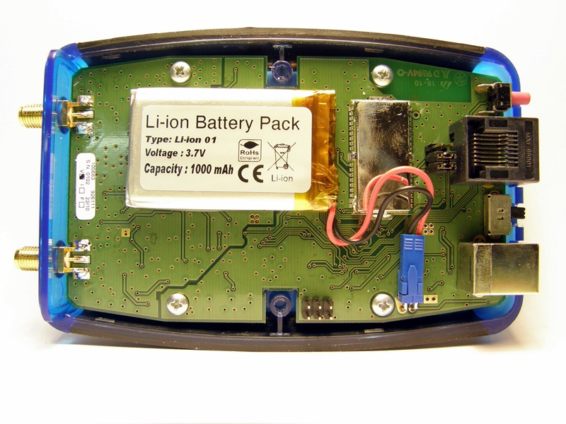 Bluetooth Antenna Analyzer Transmission Mode Vna Hight
