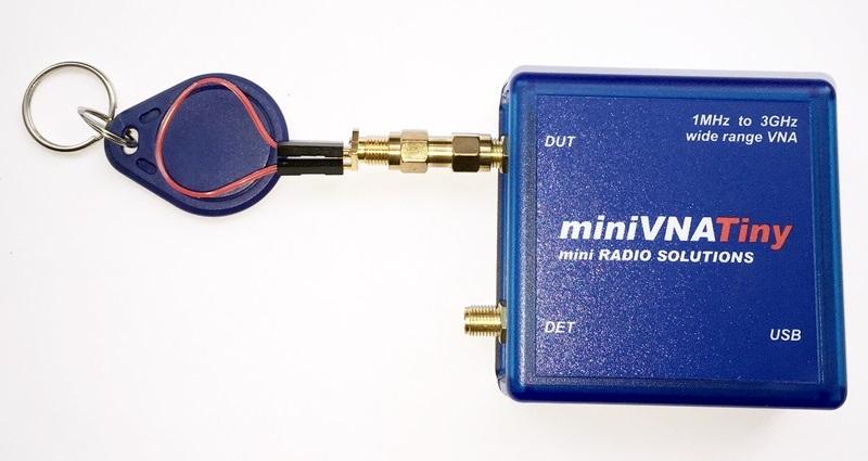 miniVNA Tiny RFID